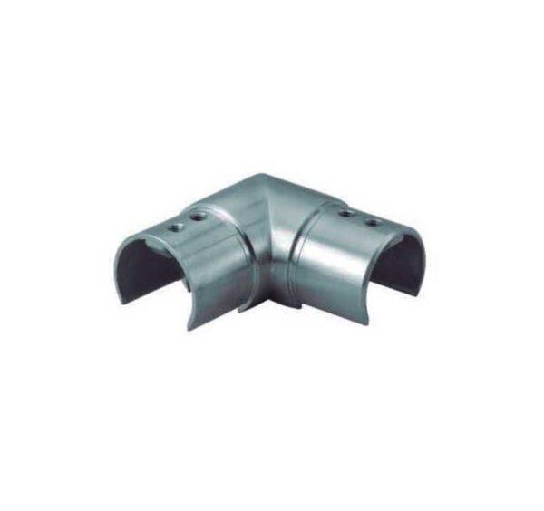conector esquinero tubo