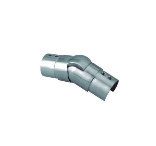 conector tubo hacia abajo