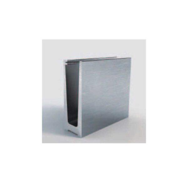 perfil aluminio suelo