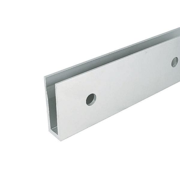 perfil lateral aluminio forjas