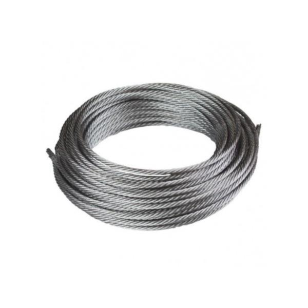 rollo cable acero inoxidable