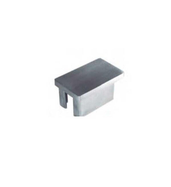tapon rectangular inox