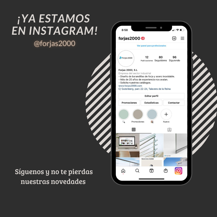 instagram forjas